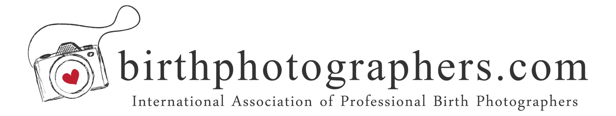 International Association of Professional Birth Photographers logo